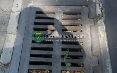 Proyek Grill Saluran Air UGM Yogyakarta