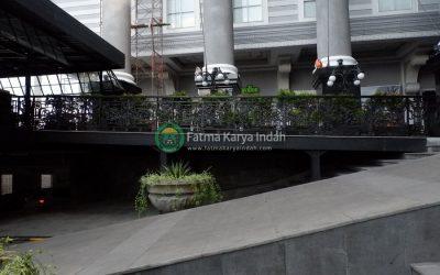 Railing Pagar Jogja City Mall